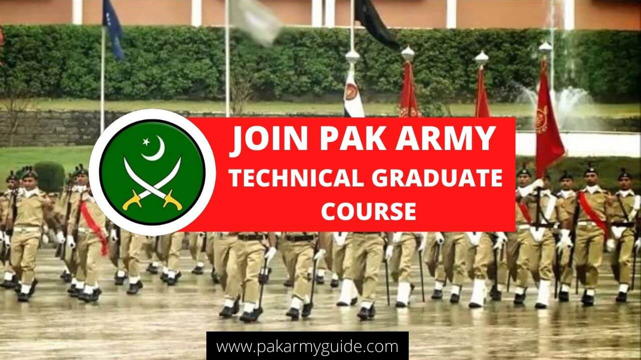 PAK ARMY TECHNICAL GRADUATE COURSE