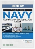 PAK Navy Commission Solved Papers