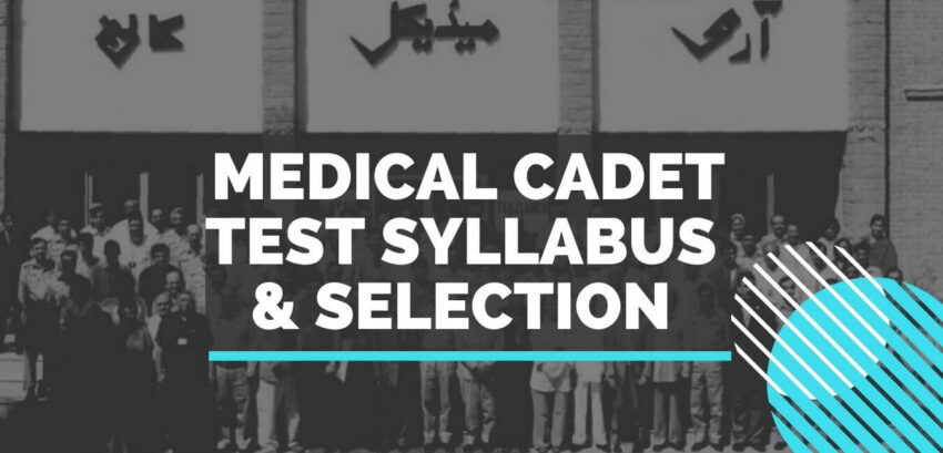 Army Medical cadet Test