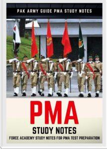 PMA Preparation Notes