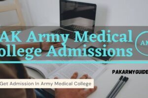 Army Medical College Admission