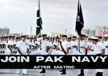 Join PAK Navy after matric